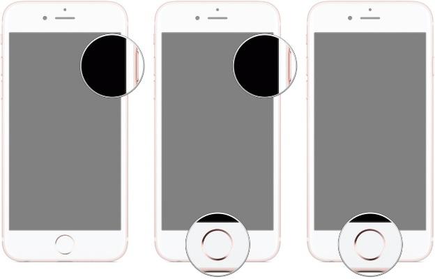 iphone reste bloqué en mode de récupération