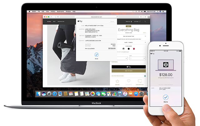 sierra apple pay