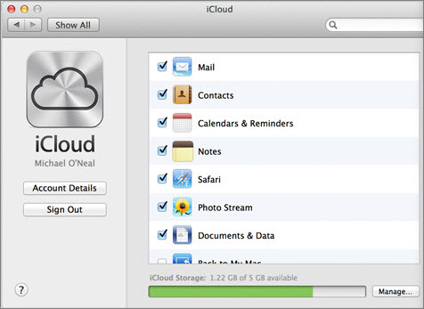 import iphone contacts to mac address book