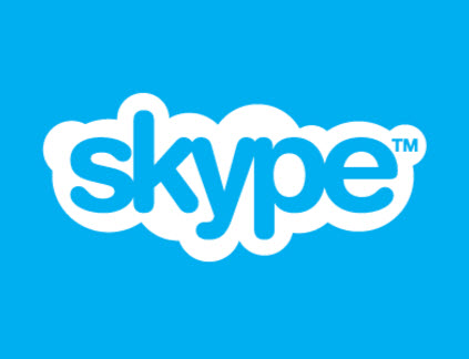 how to find deleted skype contacts