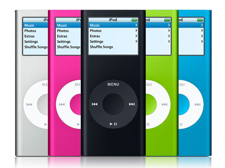 1st or 2nd generation ipod