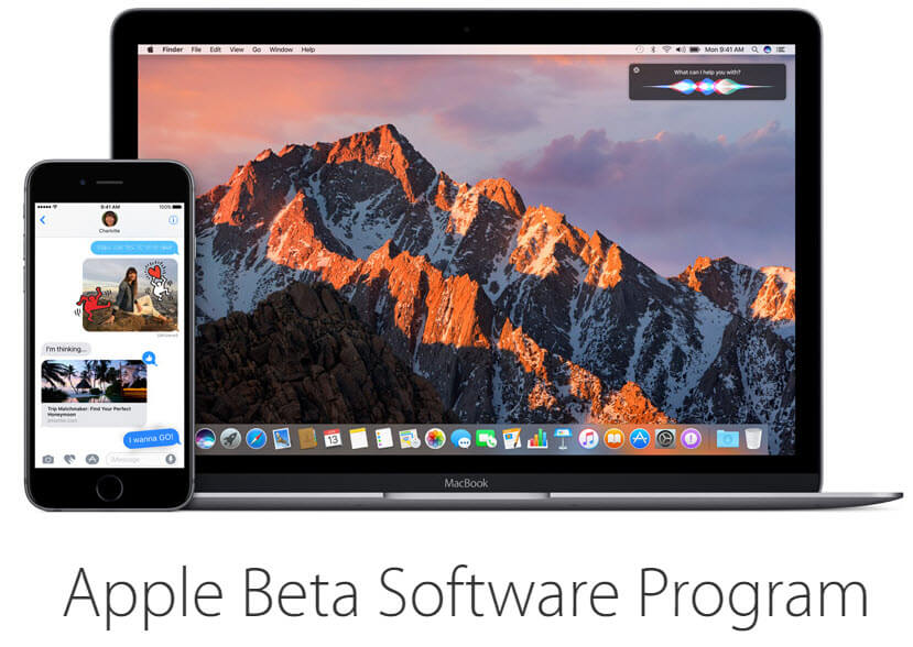 apple beta software