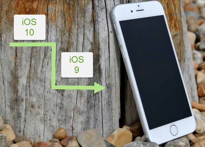 downgrade ios 10 to ios 9
