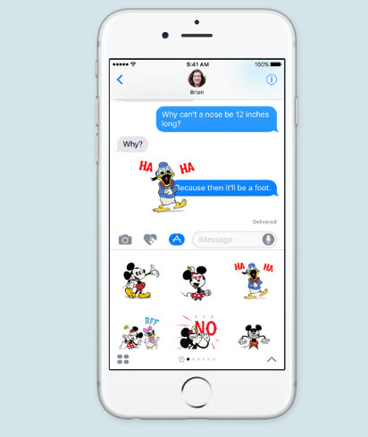 ios 10 animated stickers