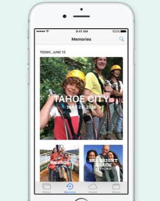 ios 11 photo app