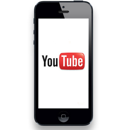 YouTube Cache on iPhone