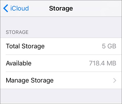 Locate iOS backups stored in iCloud
