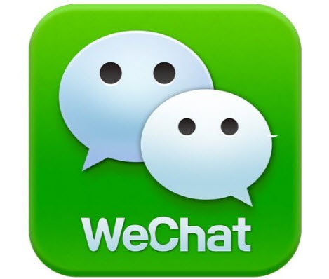 iPhone wechat data