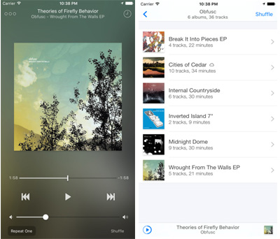 Top 10 Best Offline Iphone Music Player Apps In 2020