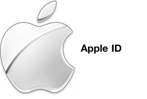 Apple ID setting
