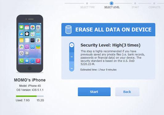 iPhone whatsapp cleaner