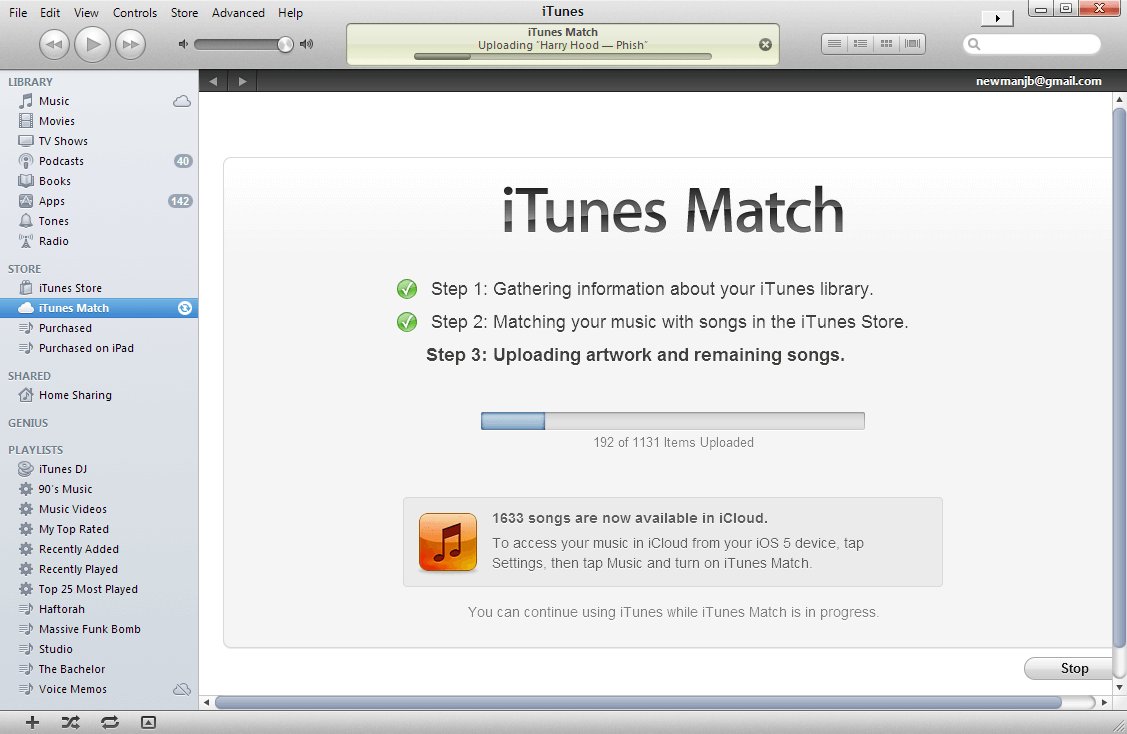 how to recover lost itunes music library