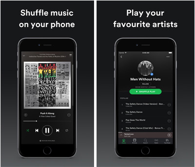 free apps to listen to music offline