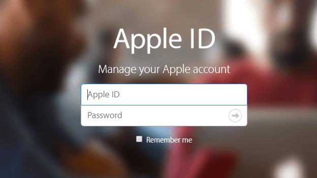 Forgot iCloud Password