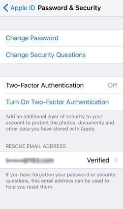 change-apple-id-password-on-iphone