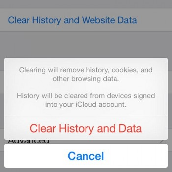clear-history-and-website-data-safari