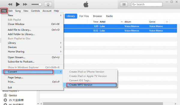 iTunes Converter Review - How to Convert Music without