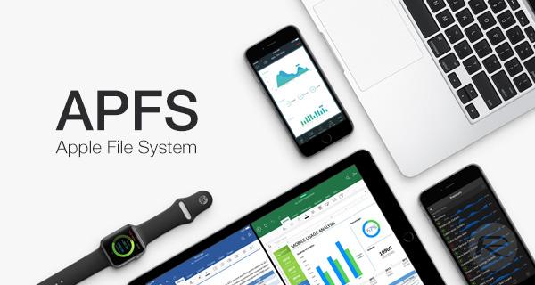 iOS 10.3 APFS