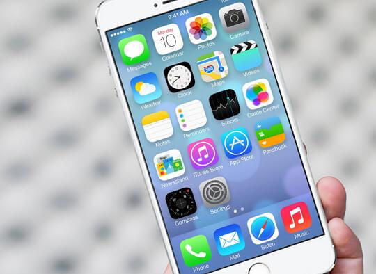 iPhone crashes