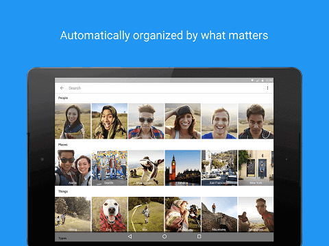 send long videos on iPhone by google photos