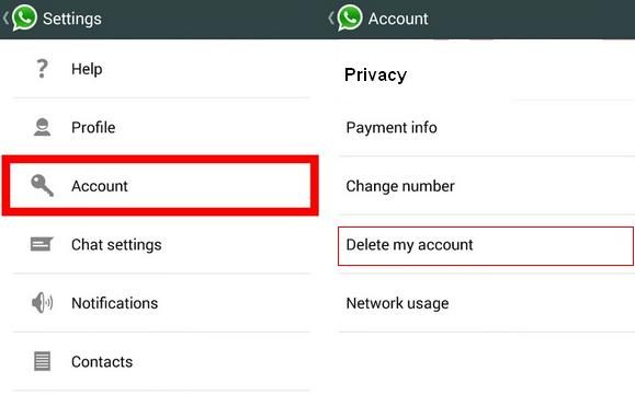 how to deactivate Wechat