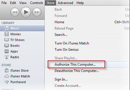 ipod not syncing