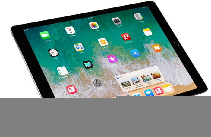 iOS 11 Features on the New 10.5 Inch iPad Pro