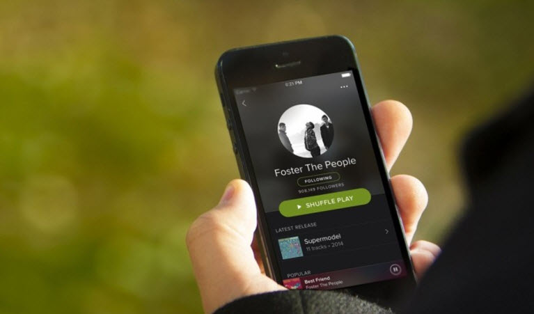 Update your Spotify app
