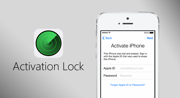 Delete iCloud Activation Lock on iPhone