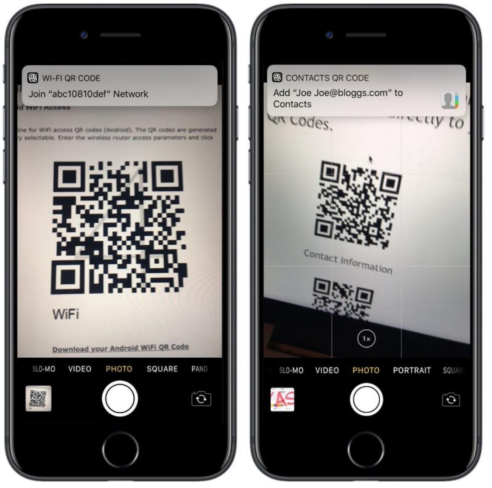 iOS 11 automatic setup