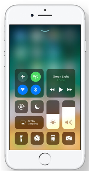 New and Improved Control Center
