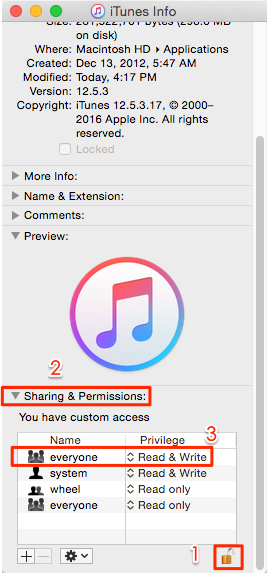 uninstall itunes and components on Mac