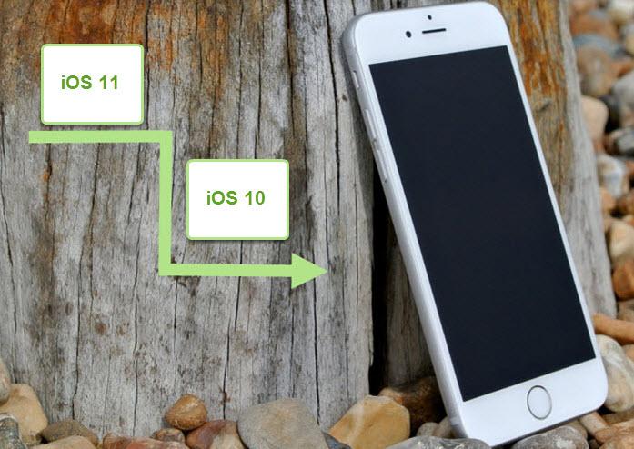 Downgrade ios 11 to IOS 10