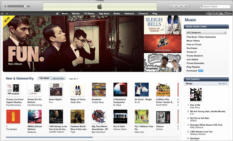 iTunes Stоrе