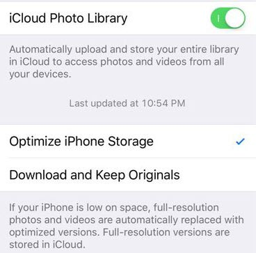 icloud-photo-library-optimize-iphone-storage