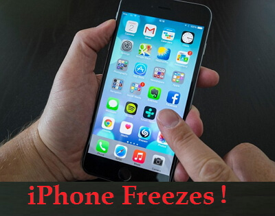 what to do when your iphone freezes iphone freezes during ios 12 11 4 11 3 update here is the 20569