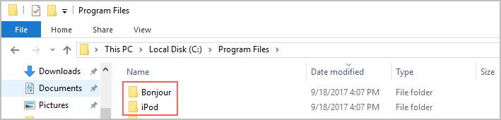Remove-iTunes