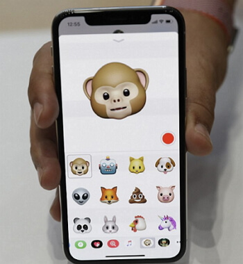 animated emoji for iPhone X