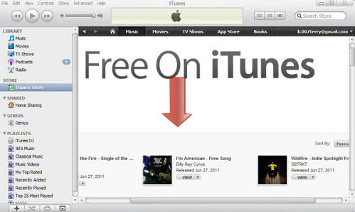 Download iTunes Free Music