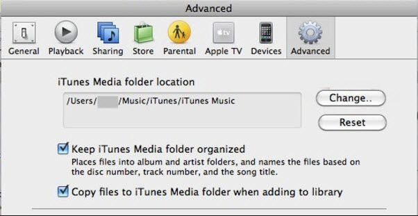 fix iTunes Cannot Find Your Songs