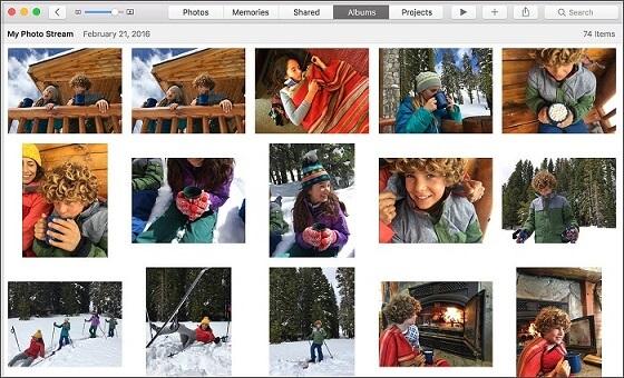 Photograph Stream