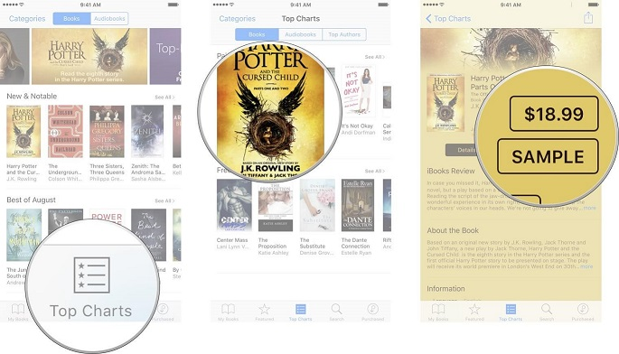 purchase audiobooks
