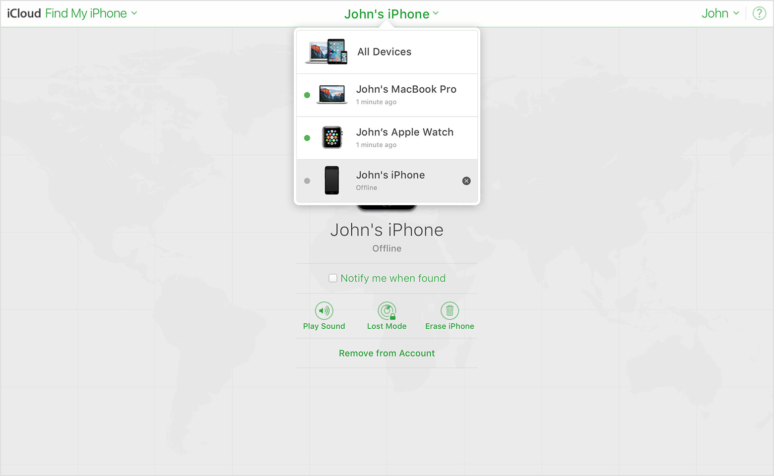 How Do I Use Find My Iphone From Another Iphone