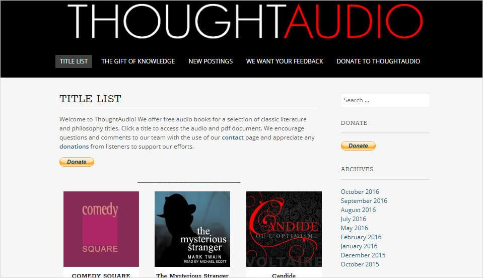 ThoughtAudio