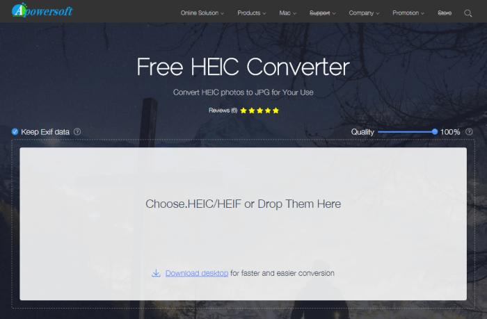 Apowersoft-HEIF-Converter