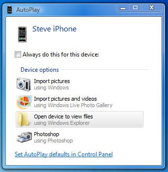 iPhone-AutoPlay