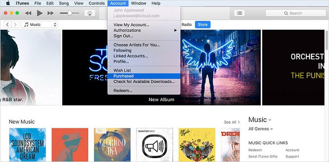 Why do songs disappear from itunes library — pic 1