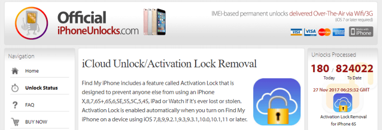 How to Check iCloud Status by IMEI and Remove iCloud