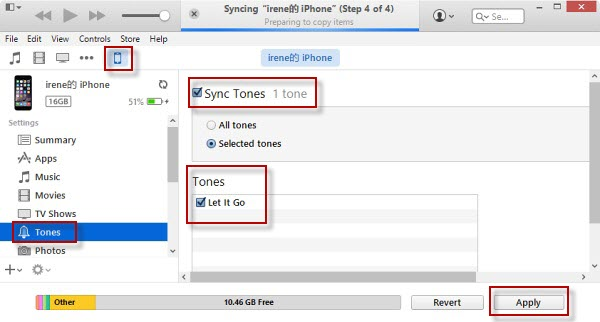 How to Add Ringtones to an iPhone