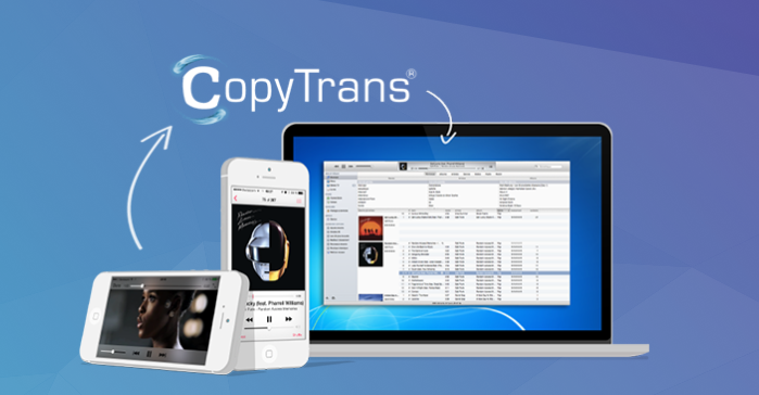 Copytrans backup and restore tool